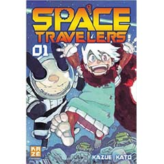 Acheter Space travelers sur Amazon