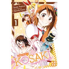 Acheter Nisekoi Kosaki Magical Patissiere sur Amazon