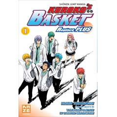 Acheter Kuroko's Basket Replace Plus sur Amazon