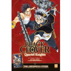 Acheter Black Clover - Quartet Knights sur Amazon