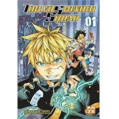 Acheter Tokyo Shinobi Squad sur Amazon