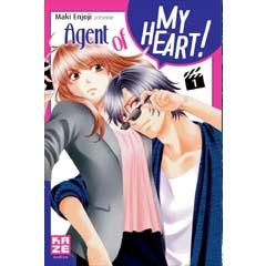 Acheter Agent of my Heart sur Amazon