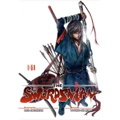 Acheter The Swordsman sur Amazon