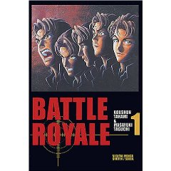 Acheter Battle Royale sur Amazon