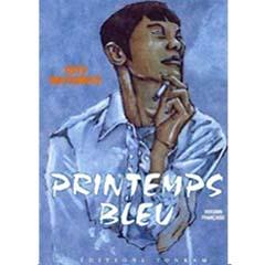 Acheter Printemps bleu sur Amazon