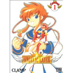 Acheter Angelic Layer sur Amazon
