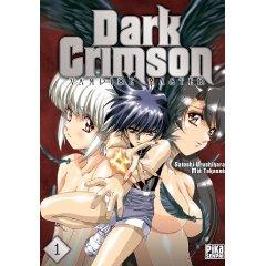 Acheter Dark Crimson sur Amazon