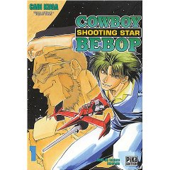 Acheter Cowboy Bebop Shooting Star sur Amazon