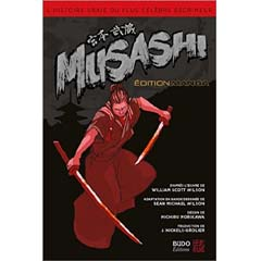 Acheter Musashi sur Amazon