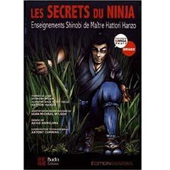 Acheter Les Secrets du ninja : Enseignements Shinobi de maître Hattori Hanzo sur Amazon