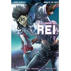 Acheter Hokuto No Ken - La légende de Rei sur Amazon