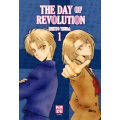 Acheter The Day of Revolution sur Amazon