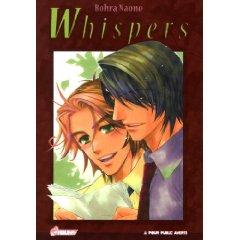 Acheter Whispers sur Amazon