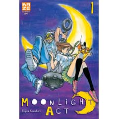 Acheter Gekkô Jôrei - Moonlight Act sur Amazon