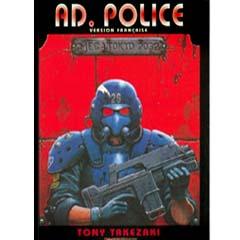 Acheter AD Police sur Amazon