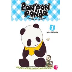 Acheter Pan'Pan Panda, une vie en douceur sur Amazon