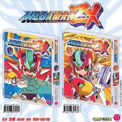 Acheter Megaman ZX sur Amazon
