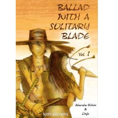 Acheter Ballad with a solitary blade sur Amazon