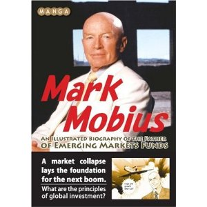 Acheter Manga Mark Mobius - An Illustrated Biography of the Father of Emerging Markets Funds sur Amazon