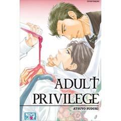 Acheter Adult Privilege sur Amazon