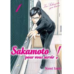 Acheter Sakamoto pour vous servir ! sur Amazon