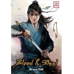 Acheter Blood and Steel sur Amazon