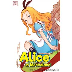 Acheter Alice in Mechaland sur Amazon