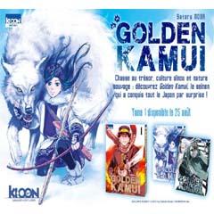 Acheter Golden Kamui sur Amazon
