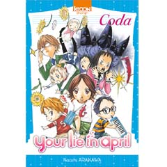 Acheter Your Lie in April Coda sur Amazon