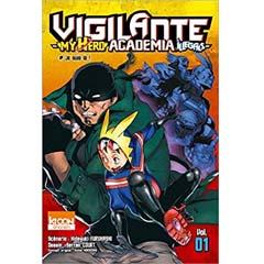 Acheter Vigilante, my hero academia illegals sur Amazon