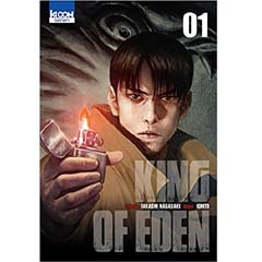 Acheter King of Eden sur Amazon