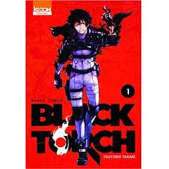 Acheter Black Torch sur Amazon