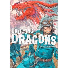 Acheter Drifting Dragons sur Amazon
