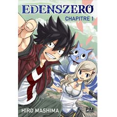Acheter Eden's Zero sur Amazon