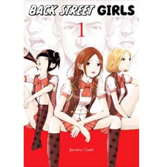 Acheter Back Street Girls sur Amazon