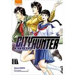 Acheter City Hunter Rebirth sur Amazon