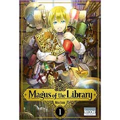 Acheter Magus of the Library sur Amazon