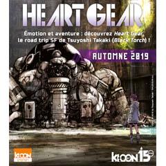 Acheter Heart Gear sur Amazon