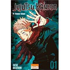 Acheter Jujutsu Kaisen sur Amazon