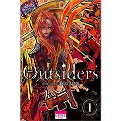 Acheter Outsiders sur Amazon