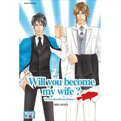 Acheter Will you become my wife ? sur Amazon