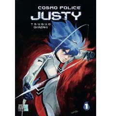 Acheter Cosmo Police Justy sur Amazon