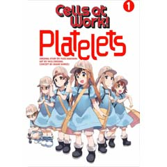 Acheter Cells at Work: Platelets! sur Amazon