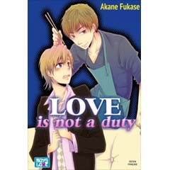 Acheter Love is not a Duty sur Amazon
