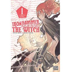 Acheter Iron Hammer Against The Witch sur Amazon