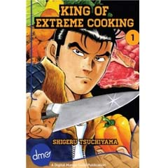 Acheter King of Extreme Cooking sur Amazon