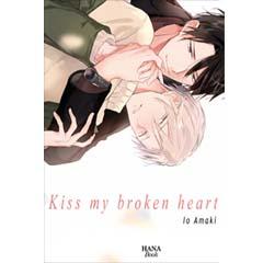 Acheter Kiss my broken heart sur Amazon