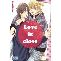 Acheter Love is close sur Amazon