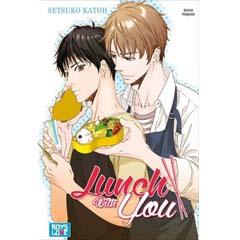 Acheter Lunch with You sur Amazon