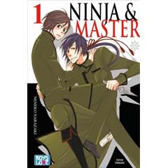 Acheter Ninja and Master sur Amazon